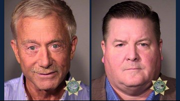 Wealthy Portland developer Terry Bean and his former lawyer arraigned in court