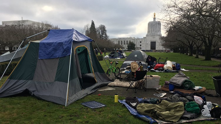 Salem moves forward with plan to allow car camping