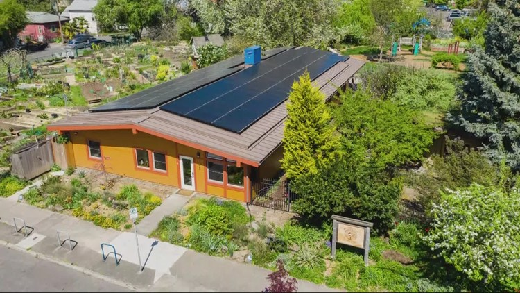 New Day School: Oregon's first net-zero preschool