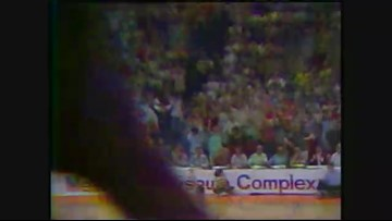 1977: Portland Trail Blazers win NBA championship (raw video)