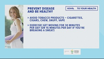 Daily Tips: Prevent Disease and Be Healthy