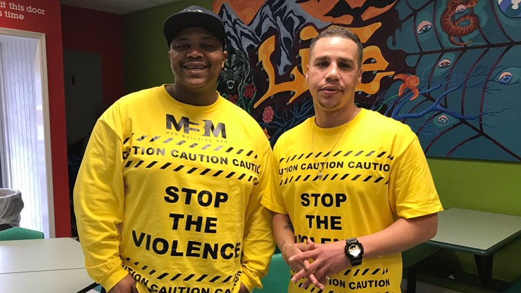 We are the Caution: Working to end gun violence in Portland