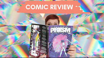 REVIEW: Portland's Prism Stalker and a mom with superpowers