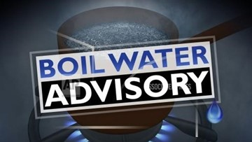 Boil water notice lifted in Gladstone