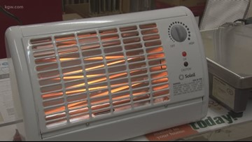 Verify: Safest way to use a space heater