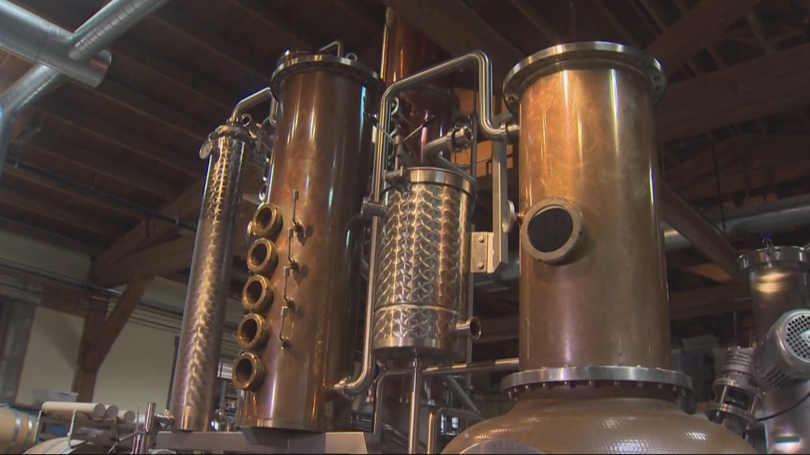 Switch to hand sanitizer cost some Oregon distilleries thousands