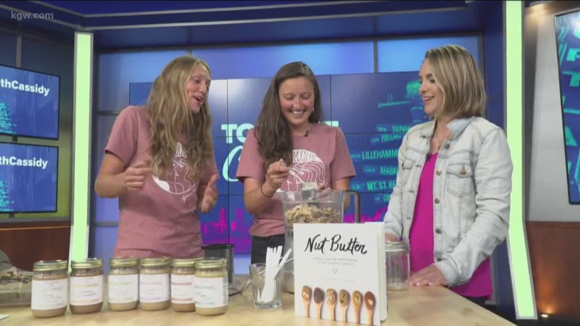Ground Up Nut Butter releases their first cookbook