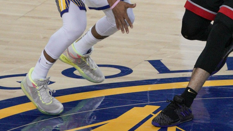 NBA Finals Sneakers: What the Golden