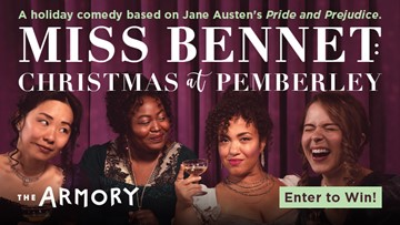 Miss Bennet: Christmas at Pemberley Sweepstakes