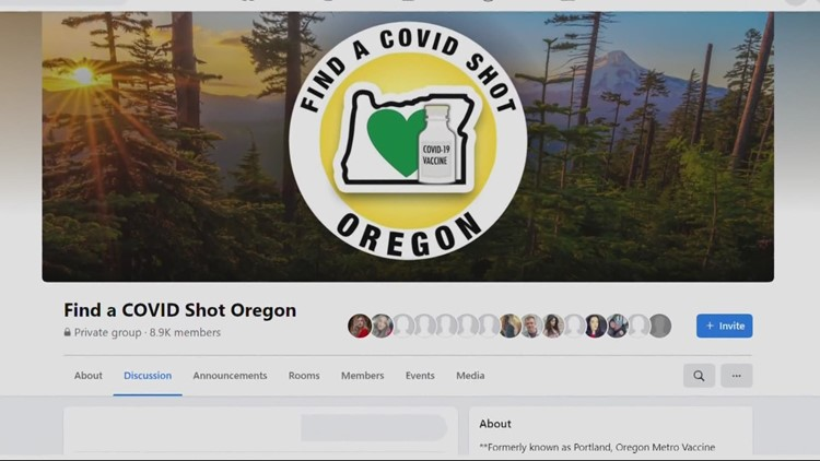 Tips for getting a vaccine appointment in Oregon and Washington