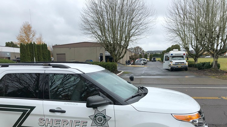 Former employee shoots, kills manager of Wilsonville business, police say