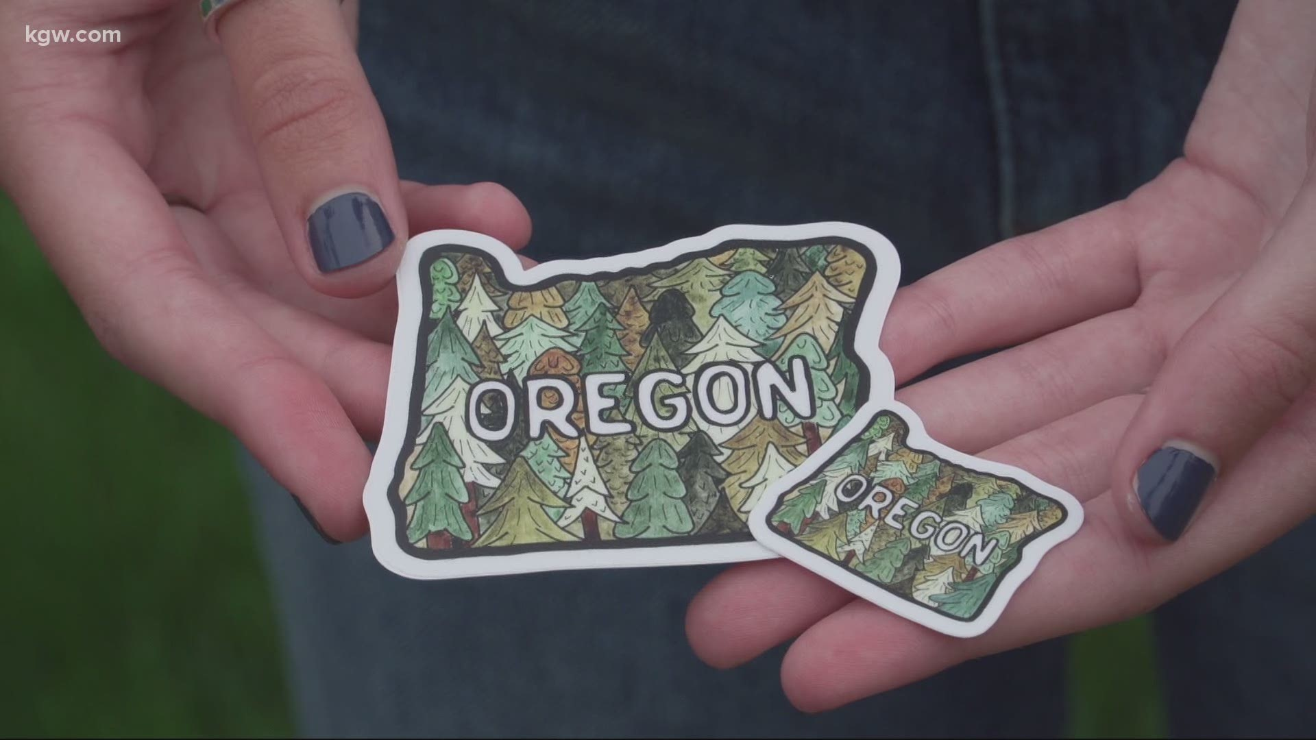 Small businesses raising money for wildfire Oregonians in need | kgw.com