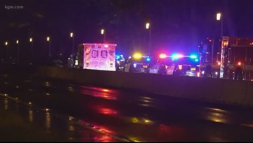 Police: 2 officers hit by impaired driver