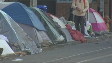 10 homeless people killed in 2018 in Multnomah County