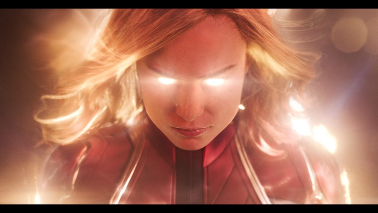 Captain Marvel isn't even out and unreasonable men are already mad on Rotten Tomatoes