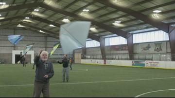 Grant Getaways: Indoor Kite Flying