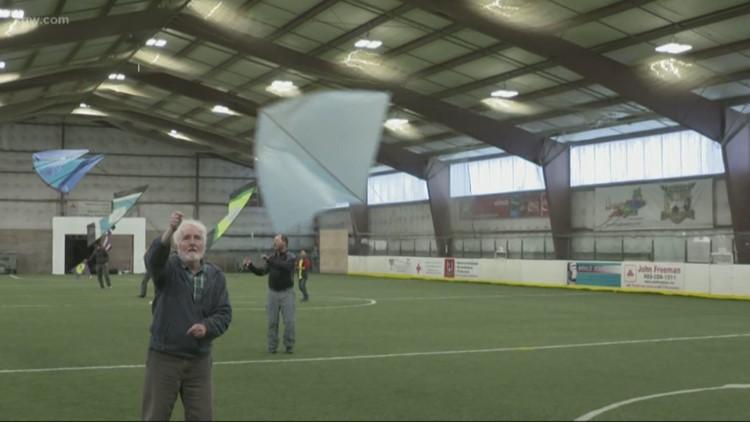 Grant's Getaways: Indoor kite flying