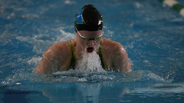 Olympic hopeful Kaitlyn Dobler ends high school career with national record