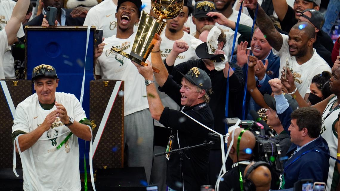 How Oregon was represented at the NBA championship game