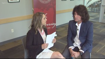 Portland's own Tommy Thayer, Kiss guitarist
