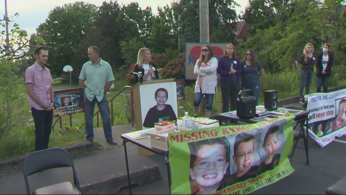 Loved ones mark a decade since Kyron Horman disappeared