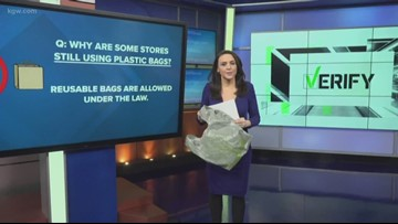 Clearing up confusion on Oregon's plastic bag ban