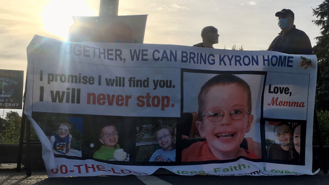 'Ten years without his laughter': Loved ones mark a decade since Kyron Horman disappeared