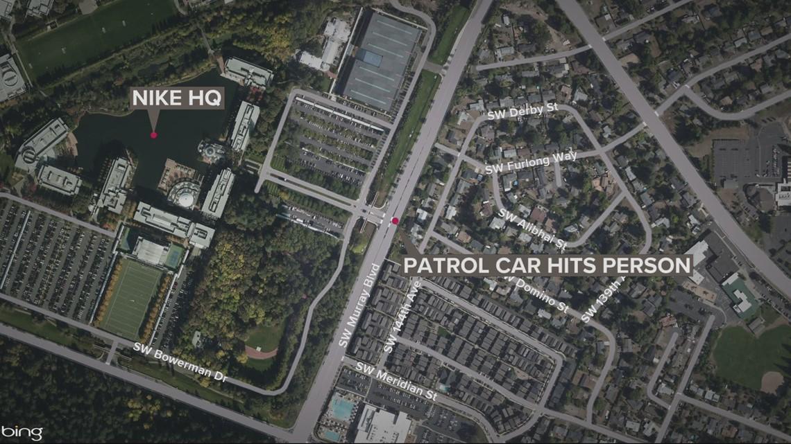 Pedestrian struck, killed by Washington County Sheriff's Office deputy