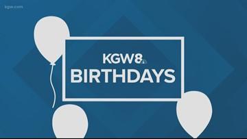 KGW viewer birthdays Dec. 28