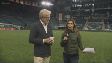 Rod and Nina at Providence Park: Meet architect Brad Cloepfil