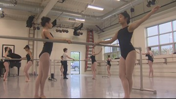 The Portland Ballet offers free January kids classes