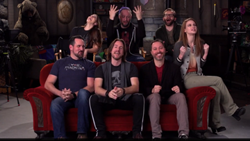 Fans of 'Critical Role' have raised over $3 million in less than a day for an animated Dungeons & Dragons episode