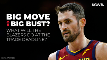 Big move or big bust: What will the Portland Trail Blazers do at the trade deadline?