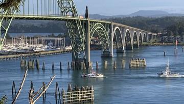 Coast Guard crews, working without pay, help 17 fishermen on Oregon, Washington coasts since Sunday