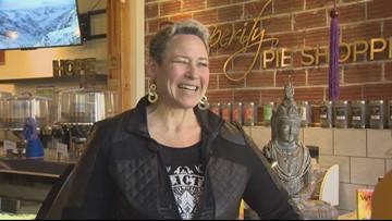 'It belongs to them': Community helps Portland pie shop reopen after fire