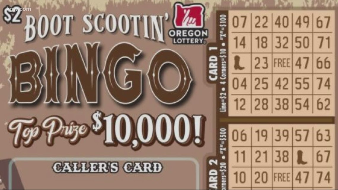 Site tries to improve Oregon Lottery scratch-it odds
