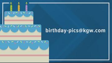 KGW viewer birthdays: 4-25-19