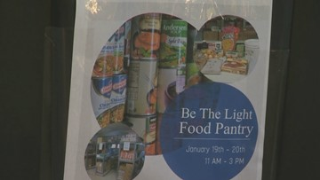 Woman creates food pantry for Coast Guard families, federal workers during shutdown