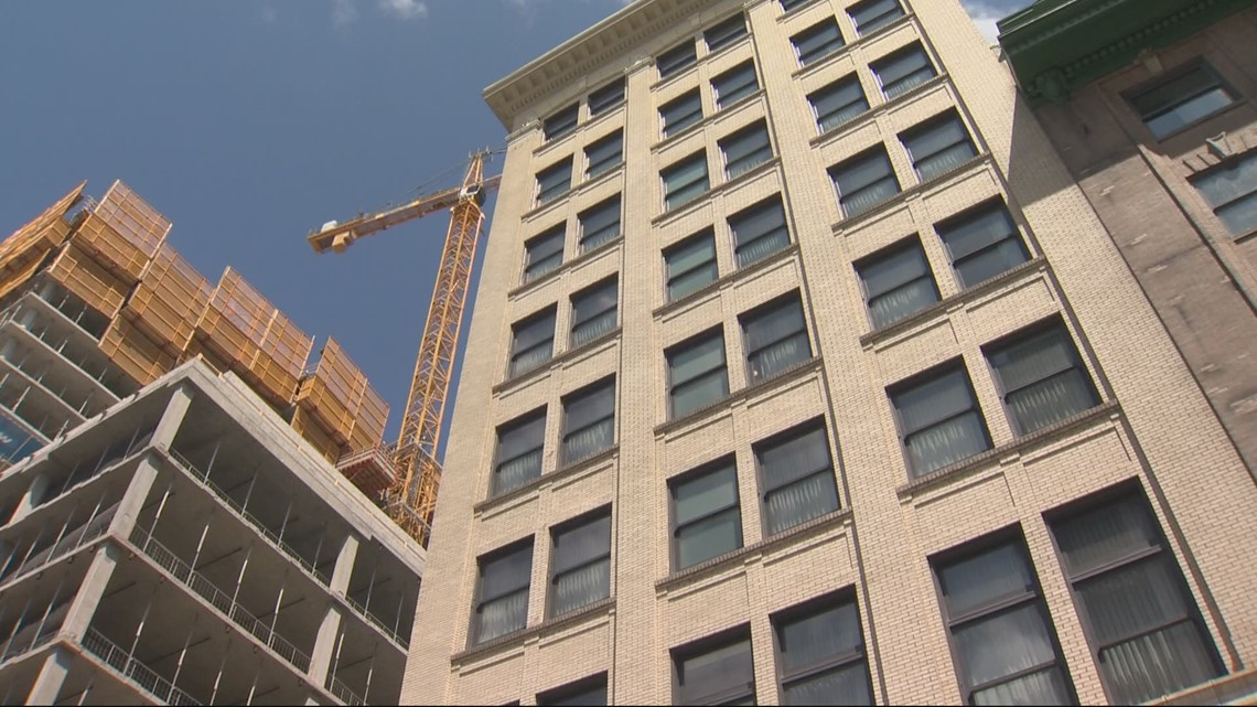 Portland hotels seeing boost in visitors