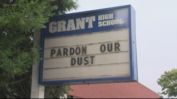 Grant High School to reopen without new softball field