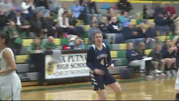 Friday Night Hoops season highlights: Wilsonville girls basketball 2019