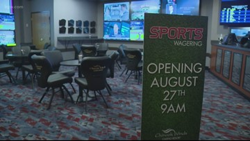 Chinook Winds Casino to open new sports books