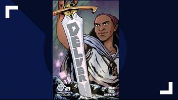 Delver: A ComiXology original written, drawn by Portland creators