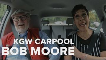 KGW Carpool: Bob's Red Mill founder Bob Moore rolls with Brenda Braxton