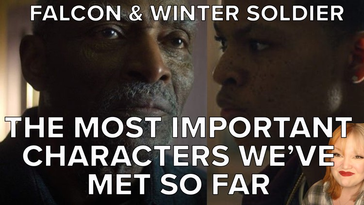 Does episode 2 of Falcon and the Winter Soldier confirm Young Avengers?