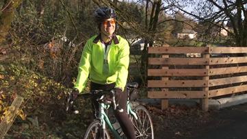 Grant's Getaways: Cycling through Oregon history