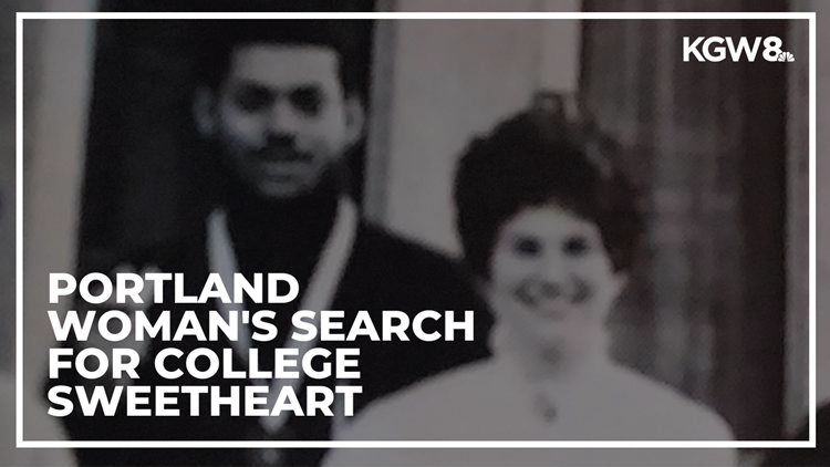 42 years after breaking up, Portland woman searches for college sweetheart