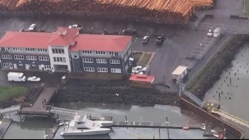 Historic luxury hotel in Astoria, estate to pay $1M over Columbia River oil spill
