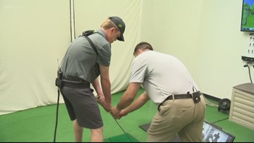 A chance friendship leads to new golf program