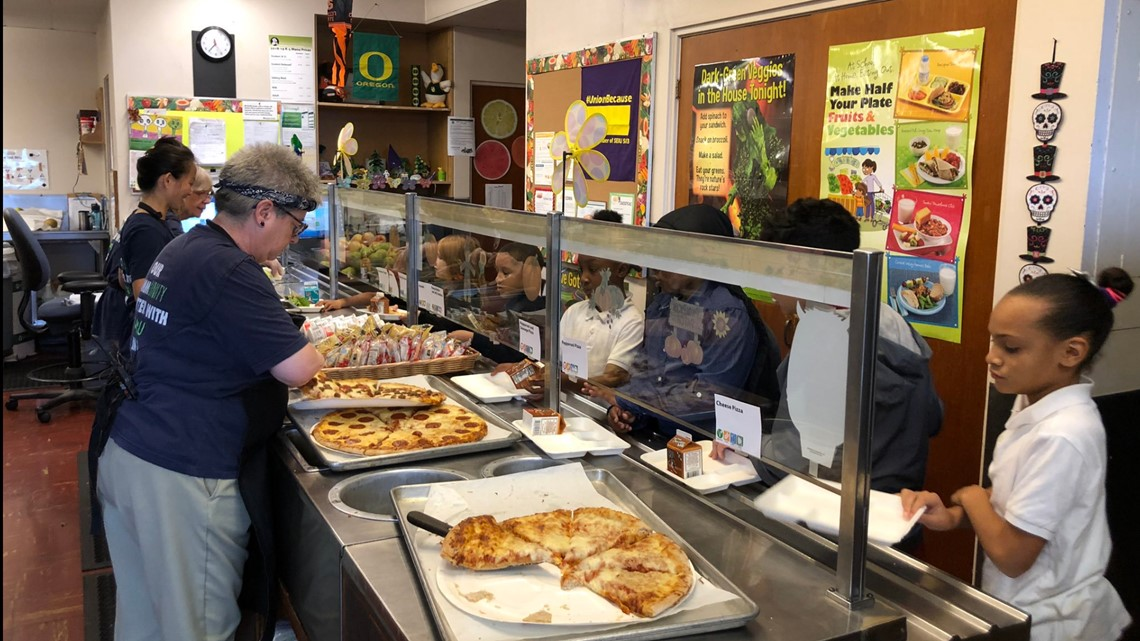 Inside Woodlawn Extra: School Lunch Week